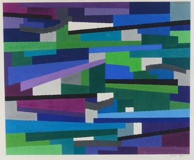 Yaacov Agam, 'Winter', 1971