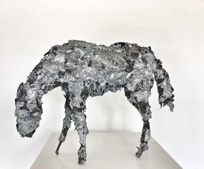 Deborah Butterfield, 'Aluminum Horse #3', 1981