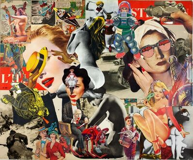 Keiichi Tanaami, 'Collage Book 8_10 (1969-1975)', ca. 1969
