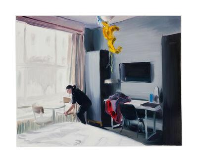 Caroline Walker, 'Study for Monday Morning, Stanley Room', 2018