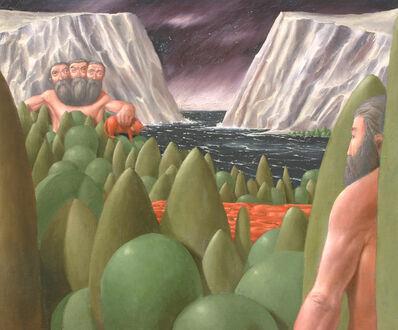 Alan Gerson, 'Labors of Hercules - Geryon's Cattle', 2017