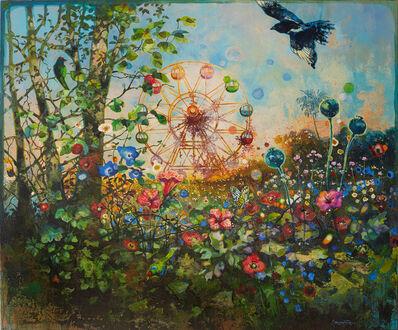 Eric Roux-Fontaine, 'Le bleu du ciel', 2021