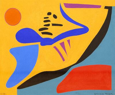 Geneviève Claisse, 'Composition', 1957