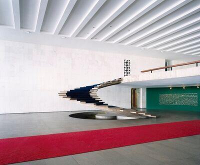 Candida Höfer, 'Palacio do Itamaratí Brasilia I', 2005