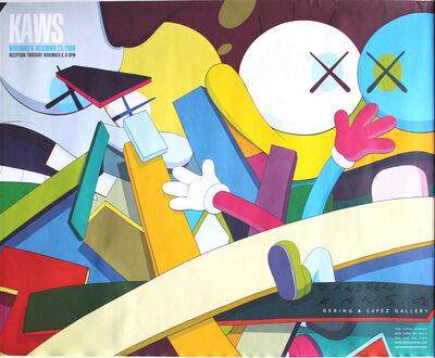 KAWS, 'Exhibition', 2008
