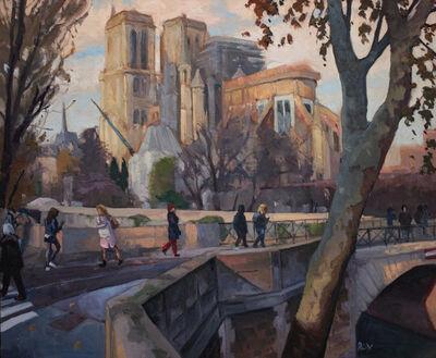 Réjean Roy, 'Notre Dame de Paris', 2019