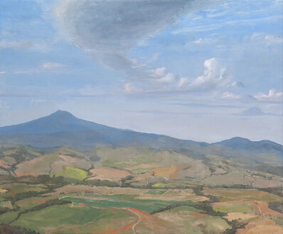 Kenny Harris, 'Mt Amiata and the Val D'Orcia', 2012