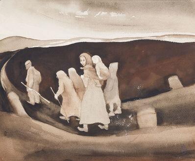 Doris Homann, 'Retirantes', 2019