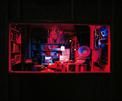 Janet Cardiff & George Bures Miller, 'Opera for a Small Room', 2005