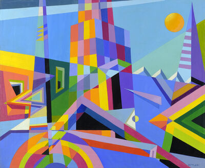 Rolph Scarlett, 'The City', 20th Century