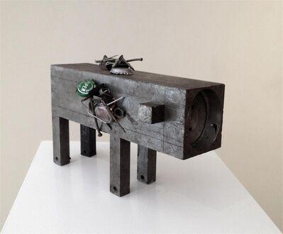 Francis Alÿs, 'Failed Prototype for a Sculpture', 1990-1992