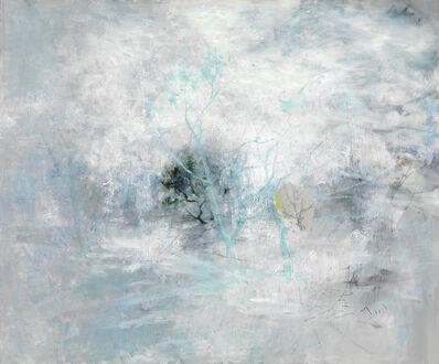 Kailiang Yang, 'Ein Baum hinter einer Mauer', 2013