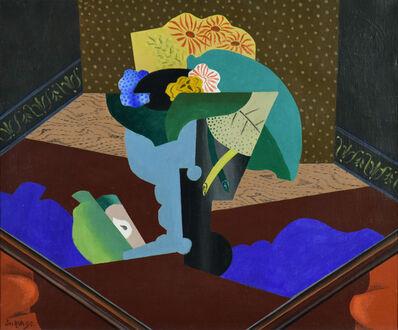 Leopold Survage, 'Nature Morte aux Fleurs', ca. 1918