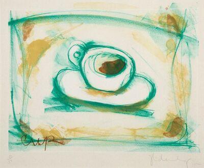 Claes Oldenburg, 'Cup', 1973