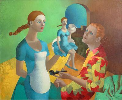 Marta Shmatava, 'Two', 2012