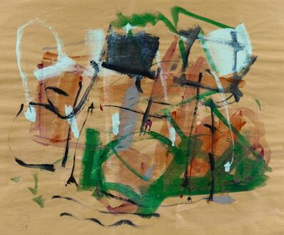 Imi Knoebel, 'Untitled', 1984