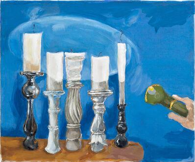 Micha Patiniott, 'Lux Wax', 2011
