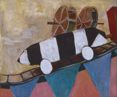 Chuck Connelly, 'Roller Coaster Car', 1984