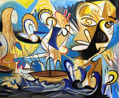 Frankie Alfonso, 'Sail Away', 2015