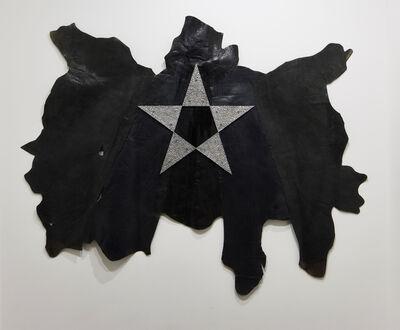 Gilberto Zorio, 'Stella d'alluminio su pelle (Aluminium Star on Skin)', 2006