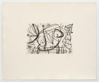 Joan Miró, 'Fissure 1', 1969