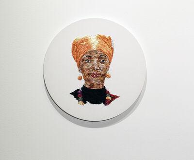 Julie Marie Seibert, 'Ilhan Omar', 2019