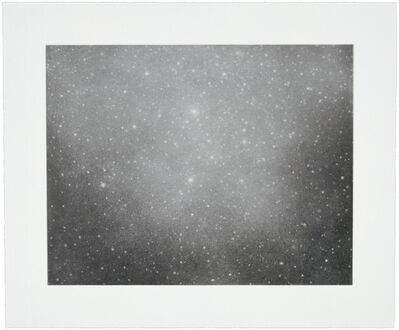 Vija Celmins, 'Night Sky 3', 2002