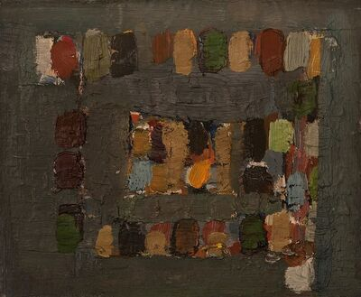 Jean-Michel Coulon, 'Untitled (56-580)', ca. 1960