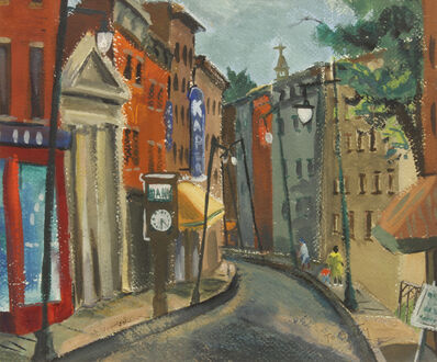 Beatrice Mandelman, 'Twenty Two After', Painted prior to1943