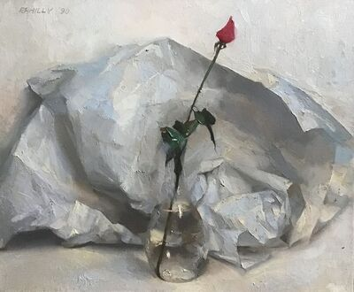 Paul Rahilly, 'Rosebud', 1990