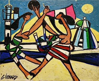 Claude Venard, 'Plage', 1970-1990