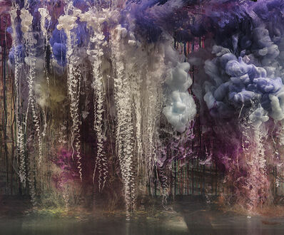 Kim Keever, 'Abstract 22879', 2016