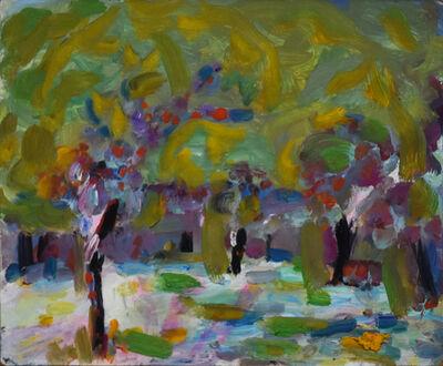 Sargy Mann, 'Spring Landscape', 1970