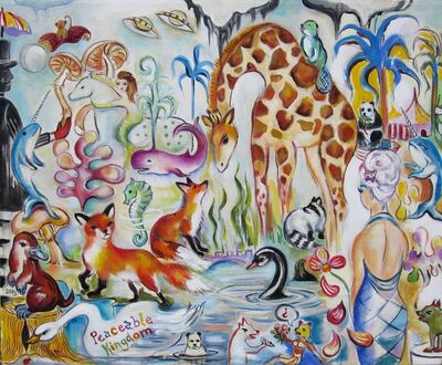 Zoa Ace, 'Peaceable Kingdom', 2015