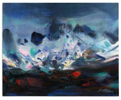 Chu Teh-Chun, 'Lointains spirituels', 2006