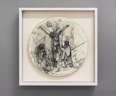Josef Zlamal, 'Holy Family', 2017