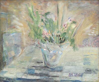 Fausto Melotti, 'Vase of flowers', 1953