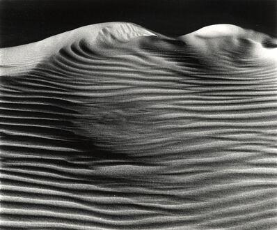 Brett Weston, 'Dune', 1981