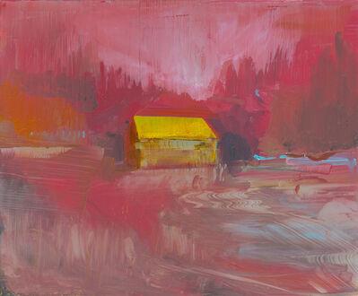 Edwige Fouvry, 'La maison dans la forêt rose', 2020