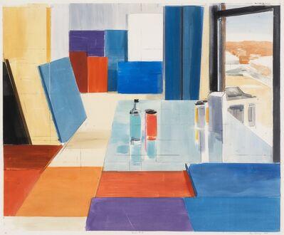 Peri Schwartz, 'Studio #13 1/1', 2018