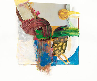 Pia Fries, 'torino B', 2015