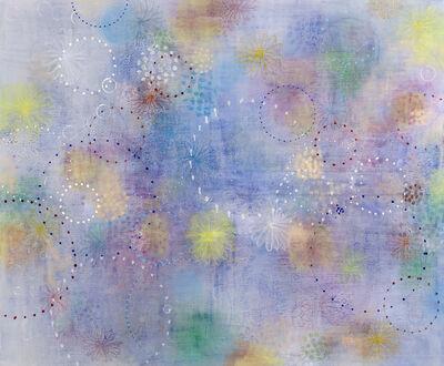Daru Kim, 'Lavender Hill', 2017