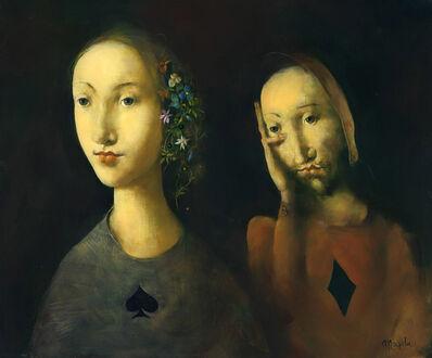Georges Mazilu, 'Double Portrait', 2015