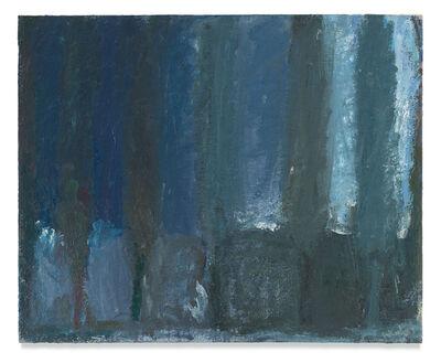Wolf Kahn, 'Cypress Rows', 1963