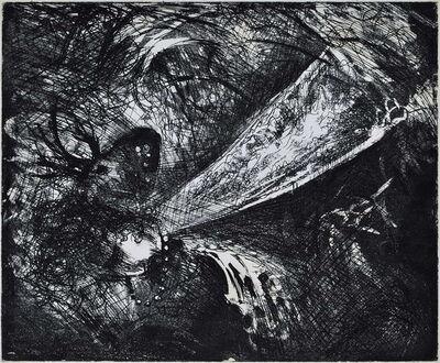 Arthur Boyd, 'Falling Figure With Beast's Head', 1963