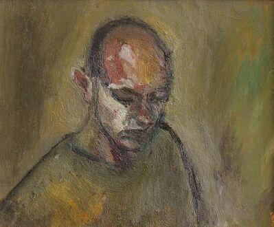 Richard Fitton, 'Adam looking down', 2021