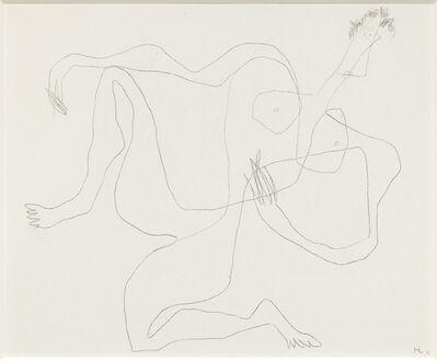 Henri Laurens, 'Nu allongé', 1945