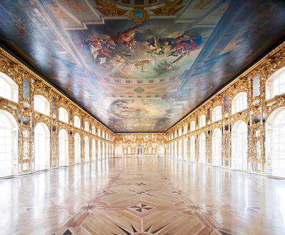 Candida Höfer, 'Catherine Palace Pushkin St. Petersburg III 2014', 2014
