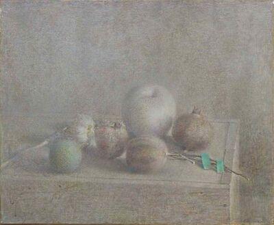 Masao Haijima, 'Still Life with Apples'