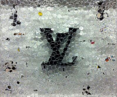 David Datuna, 'Viewpiont of Millions: Louis Vuitton', 2013